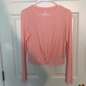 Aerie pink top